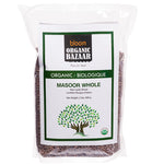 Bloom organic  Masoor Whole in canada
