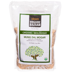 Bloom Organic Mung Dal Mogar in Canada