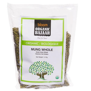 Bloom Organic Mung Whole in ON