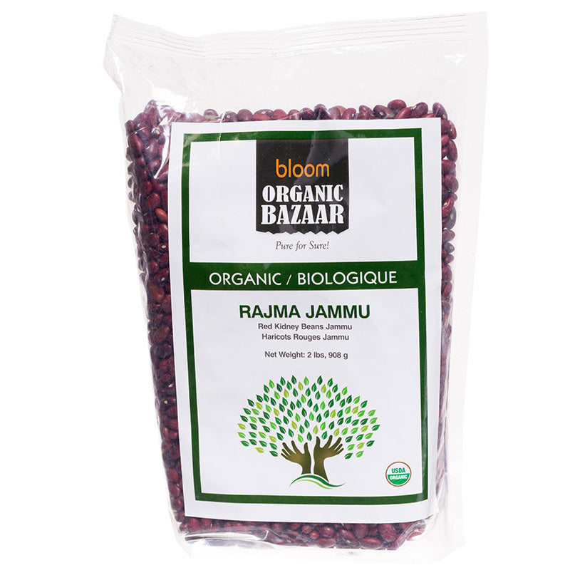 Bloom Organic Rajma Jammu in Canada