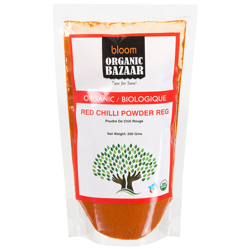 Bloom Organic Red Chili Powder