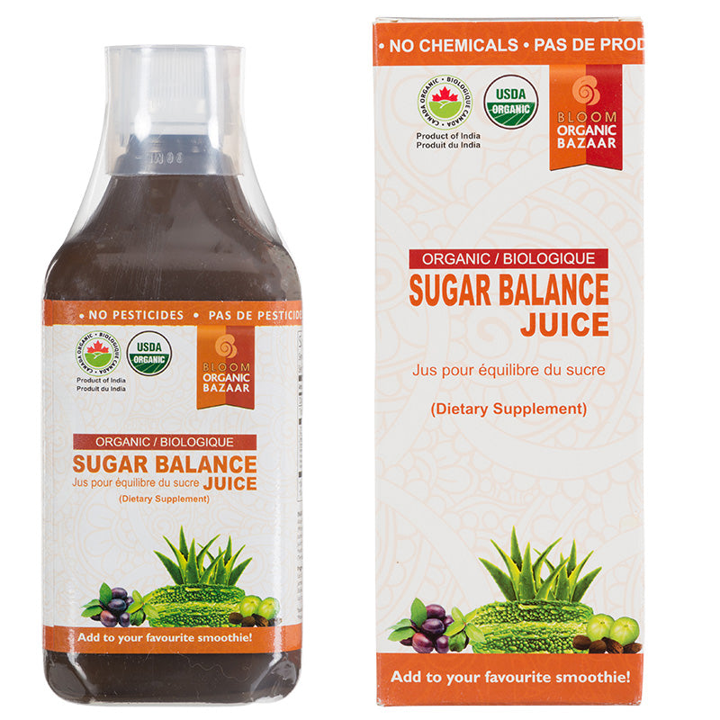 Bloom Organic Sugar Balance Juice in Canada