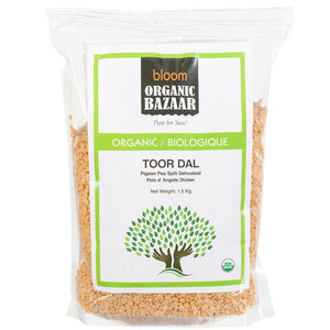 Buy Organic Toor Dal in Canada