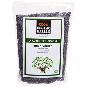 Bloom Organic Urad Whole in Canada
