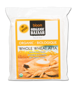 Bloom MP Special Organic Whole Wheat Atta 10 Lbs *LIMIT OF 2 PER ORDER*
