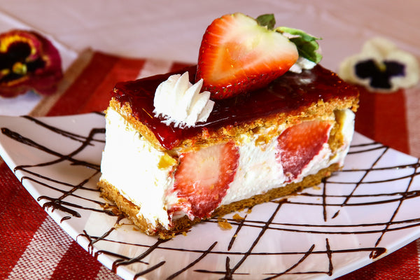 Strawberry Napoleon