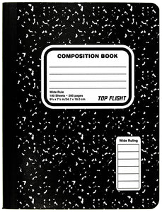 Composition Book (10 Pack)