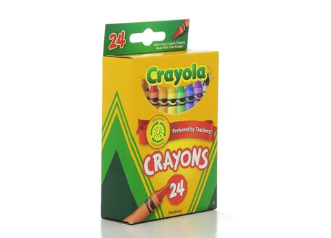 Crayons (Two Boxes)