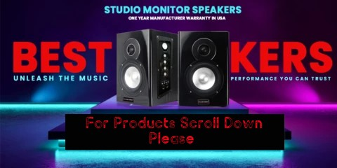 DJ speakers for sale