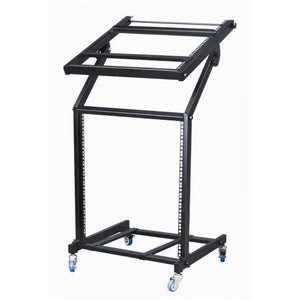 "Professional 12U Equipment 19"" Rack mount Stand / DJ Stand"