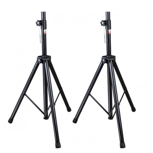 2pcs of Professional Heavy Duty Speaker Stands 200 lbs Capacity MU-S1