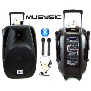 Powered Speakers 1600w