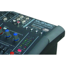 POWERED Mixer Amplifiers
