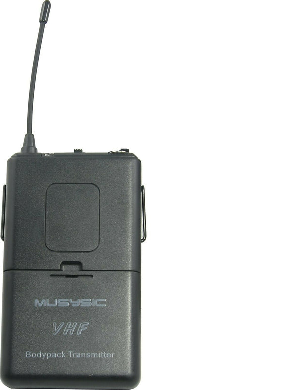 Wireless transmitter Microphone Replacement for MU-V4, MU-V202