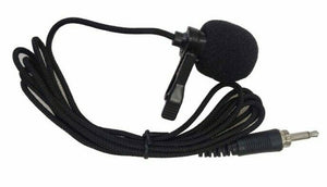 Lapel Mic Cable for MUSYSIC MU-U4, MU-U2, MU-V4, MU-V202 models