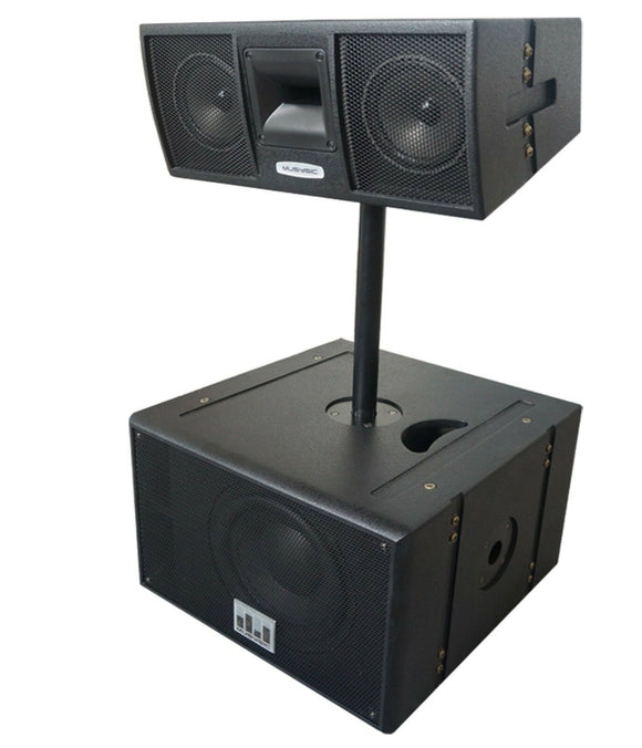 Lina array speakers