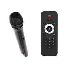 PA Speakers remote
