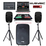 2000w DJ System for sale