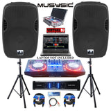 DJ Speakers 4500W