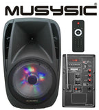 POWERED PA SPEAKERS FOR SALE