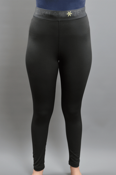 Unisex Black Winter Spats