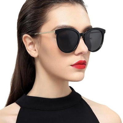 Cat Eye Polarized Sunglasses 100% UV Protection - My Coconut Heart