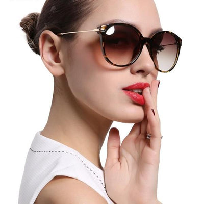 my-coconut-heart - Polarized Sunglasses Vintage Alloy Frame