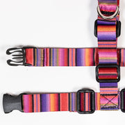 Daily Harness  Sarapé Pink