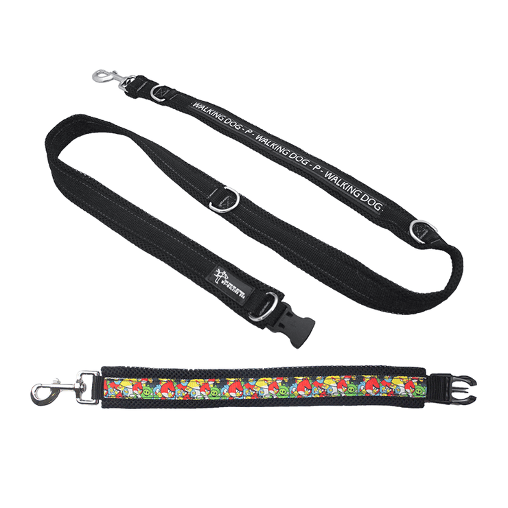 Premium Multifunctional Leash - Birds
