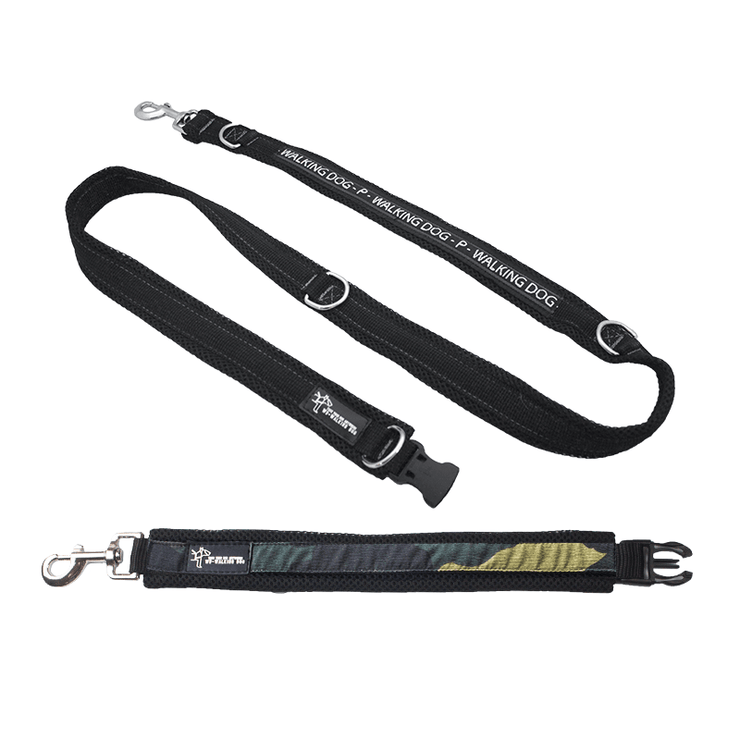 Premium Multifunctional Leash - Army