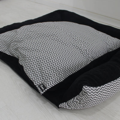 Bed Dark Gray
