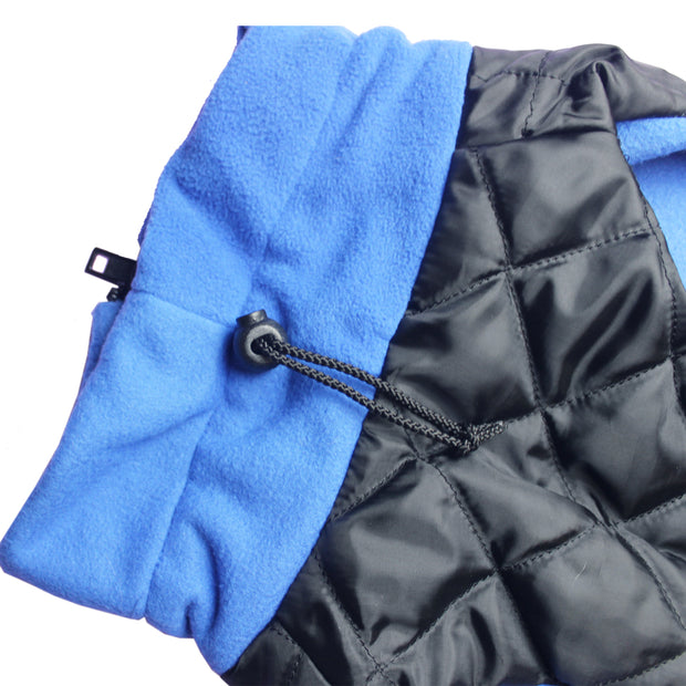 Polar Coat Blue