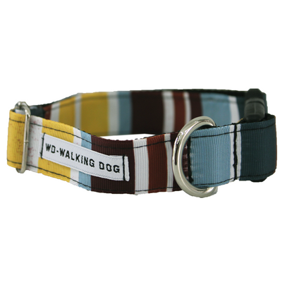 Daily Collars - Flag Brown
