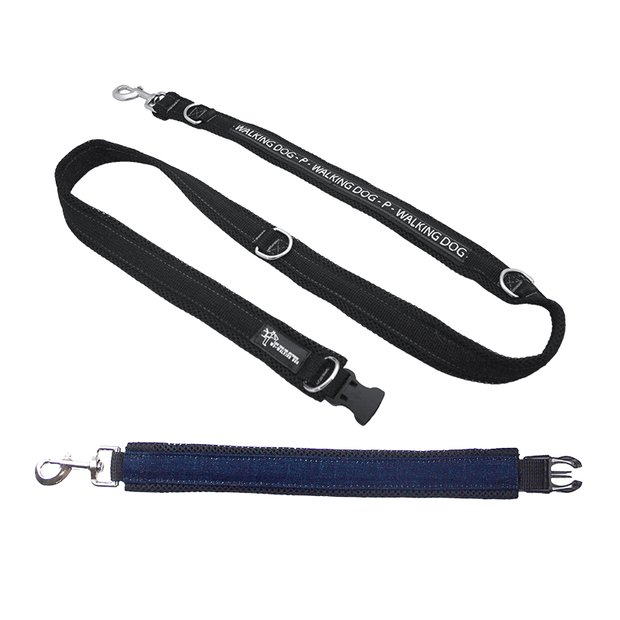 Premium Multifunctional Leash - Denim