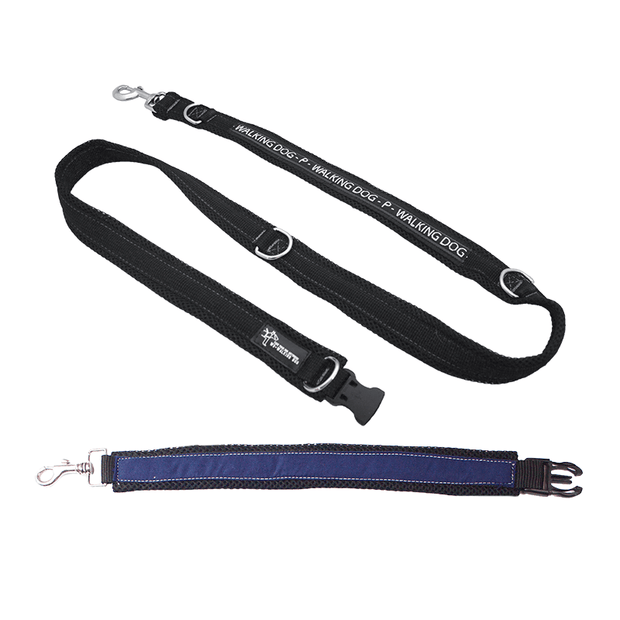 Premium Multifunctional Leash - Fabric