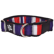 Premium Collar - Flag Blue