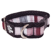 Premium Collar - Flag Salmon