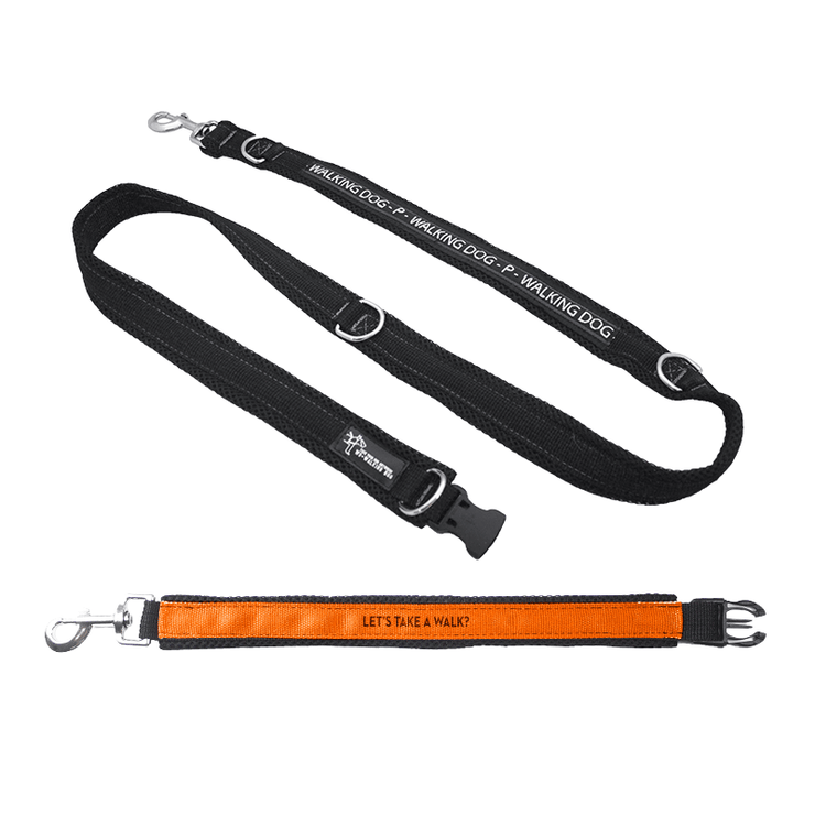Premium Multifunctional Leash - Let's Take a Walk