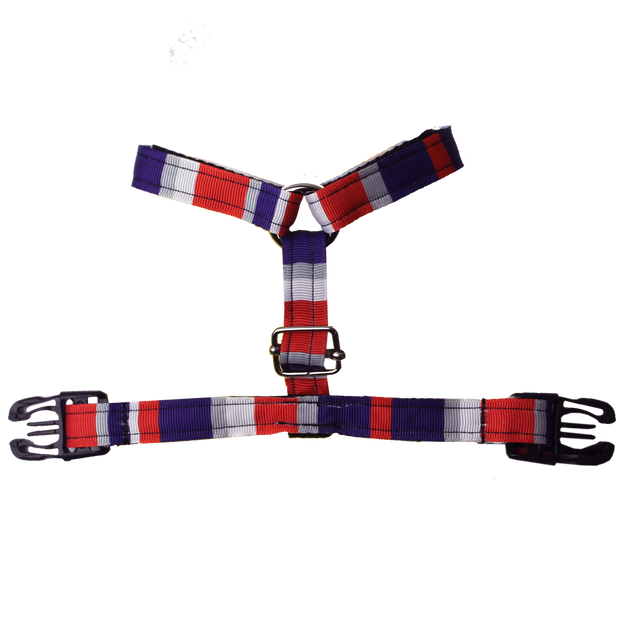Daily Harness - Flag Blue