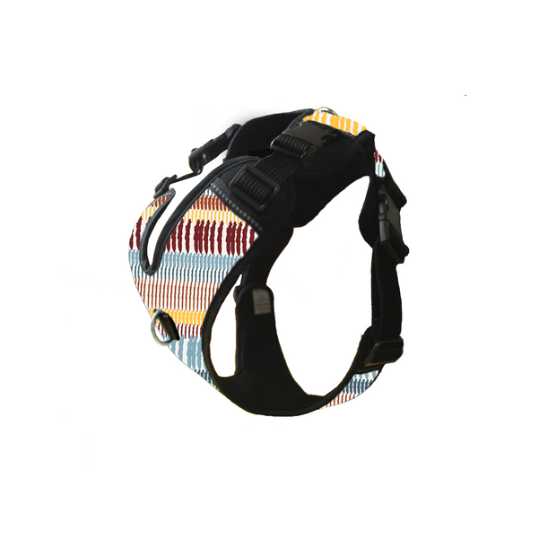 Work Harness - Flag Brown