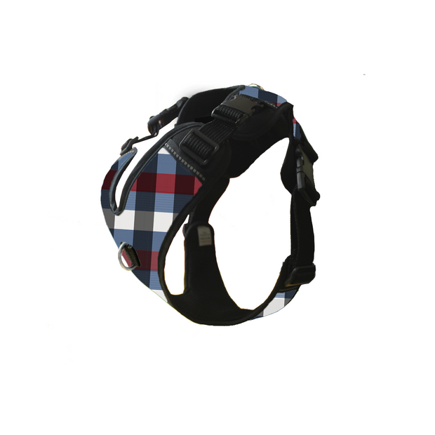 Work Harness - Square Blue