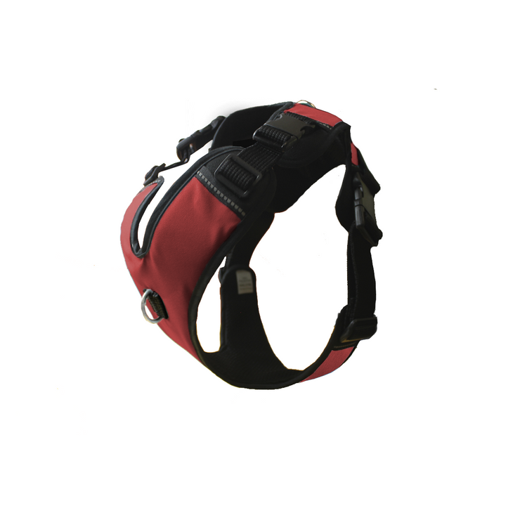 Work Harness - Dark Red