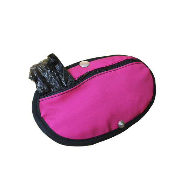 Bag for Work Leash - Pink