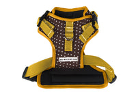 Harness Comfy Brown Stars