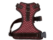 Harness Comfy Red Stars