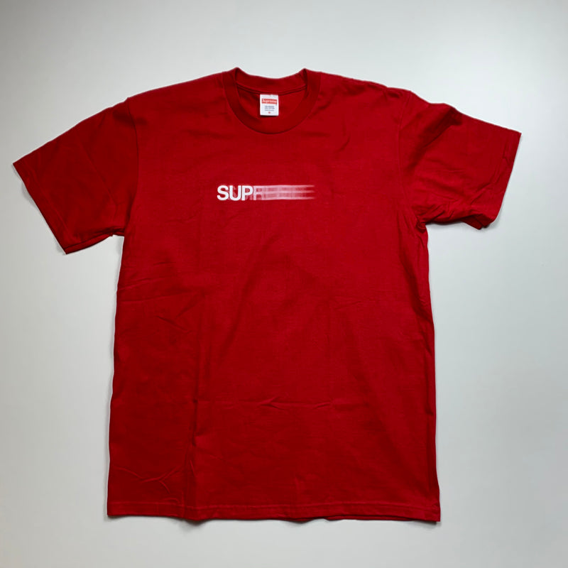 Motion Logo Red