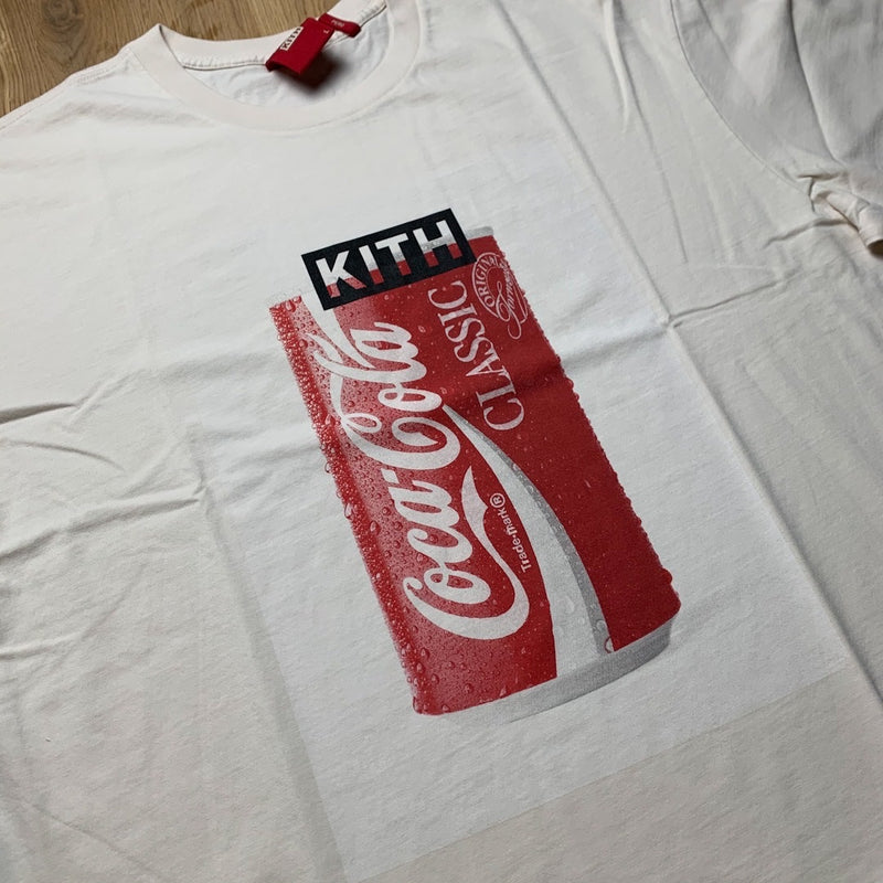 Kith Coca Cola Can Tee