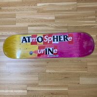 ANTIHERO Skateboard Multi Pink