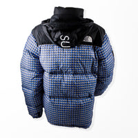 TNF Studded Nuptse Jacket Royal