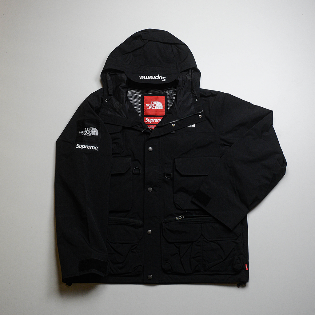 North Face Cargo Jacket